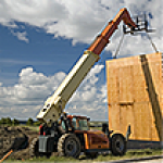 Lift Truck Telehandler (Sliding Telescopic Boom)