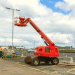 ESC Mobile Elevated Work Platform